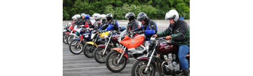 Stages moto