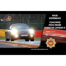 Coaching PORSCHE Cayman S Bernister