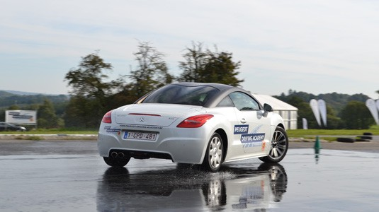 PEUGEOT Driving Academy